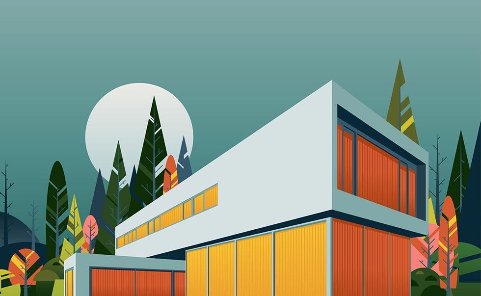 Esteban Fallone / Architecture